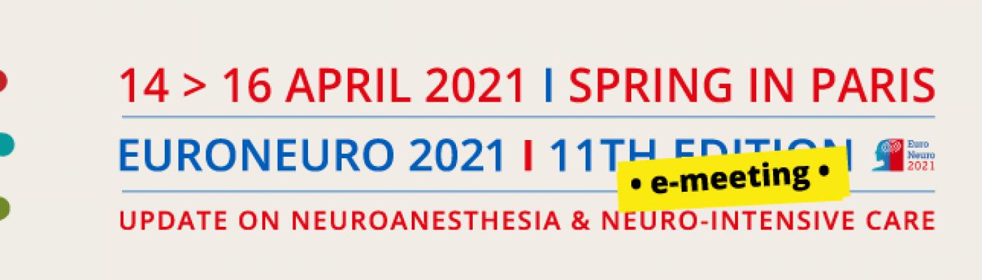 EURONEURO PARIS 2020